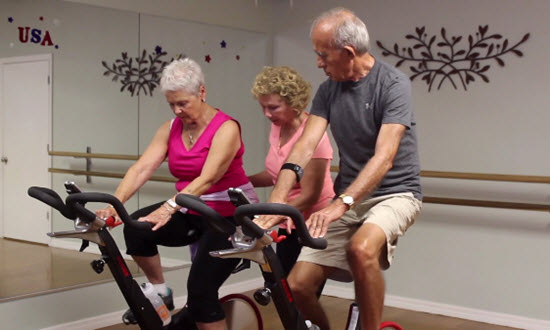 Bicycle exercise is an effective, low-cost therapy for Parkinson's disease.
