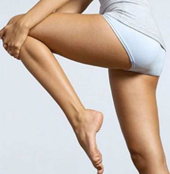 Just 12 Minutes a Day and Your Legs Will be Irresistible.